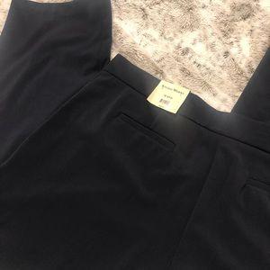 Navy Dress pant slacks size 18 Brand New with Tags